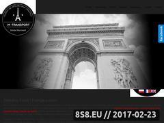 Miniaturka Transport do Francji (marciniak-transport.com)