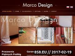Miniaturka domeny www.marcodesign.pl