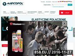 Miniaturka domeny www.marcopol.pl