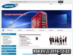 Miniaturka domeny marczyk.com.pl