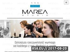 Miniaturka domeny www.mareastudio.pl