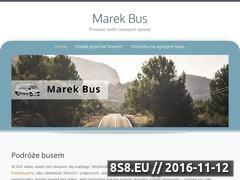 Miniaturka domeny marekbus.pl