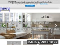 Miniaturka domeny marena-wnetrza.pl