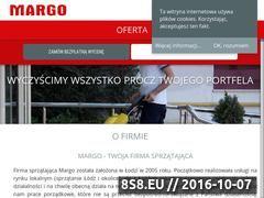 Miniaturka domeny margo-sprzatanie.pl