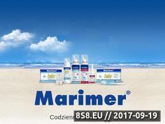 Miniaturka domeny www.marimer.pl
