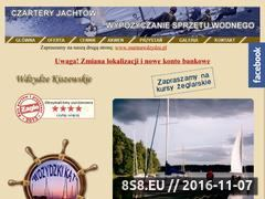 Miniaturka domeny www.marina.comweb.pl