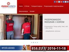 Miniaturka domeny marioexpress.pl