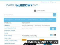 Miniaturka marketnurkowy.com (Sprzęt nurkowy, szkolenia oraz wyjazdy nurkowe)