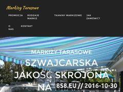 Miniaturka domeny markizy-tarasowe.eu