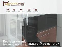 Miniaturka Meble kuchenne, biurowe, łazienkowe i szafy (www.markmeb.pl)