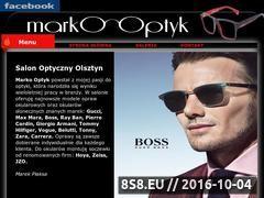 Miniaturka domeny marko-optyk.pl
