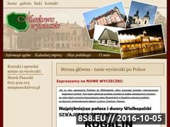 Miniaturka domeny www.markowewycieczki.pl