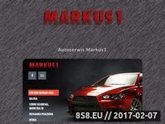 Miniaturka domeny www.markus1.pl
