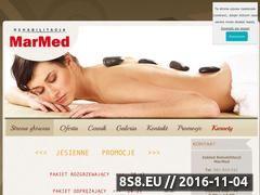 Miniaturka domeny www.marmed.olsztyn.pl