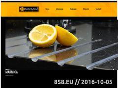 Miniaturka domeny marmica.pl
