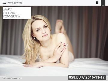 Zrzut strony Profesjonalna Fotografia Ślubna i Portretowa Koszalin, Wrocław, Poznań.