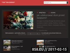 Miniaturka martexdesign.pl (Artykuły dla domu - budowa, ogrody i aranżacje)