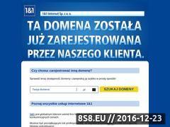 Miniaturka domeny www.masazowo.pl