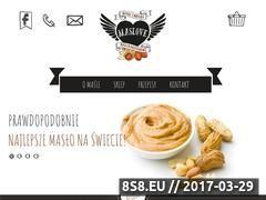 Miniaturka Dietetyczne masła orzechowe (maslove.pl)