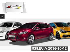 Miniaturka domeny master-car.com.pl