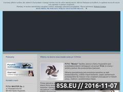 Miniaturka domeny www.master-solec.pl