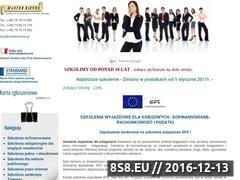 Miniaturka domeny www.masterbiznes.pl