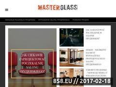 Miniaturka domeny masterglass.pl