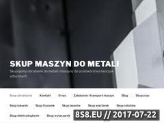 Miniaturka domeny maszynownia.com