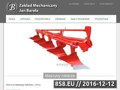 Miniaturka domeny maszyny-rolnicze-jb.pl