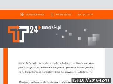 Zrzut strony Portal techniki rolniczej - Maszyny.tu i teraz24.pl