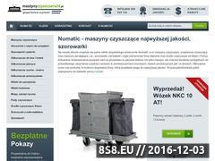 Miniaturka domeny maszynyczyszczace24.pl