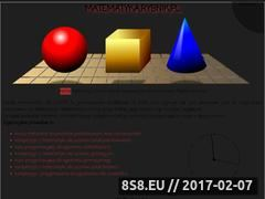 Miniaturka domeny www.matematyka.rybnik.pl