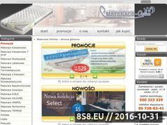 Miniaturka domeny materace-online.eu
