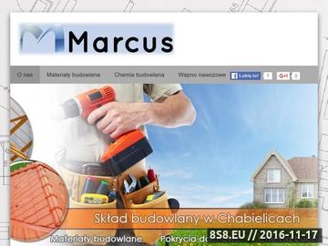 Zrzut strony Marcus - wapno rolnicze