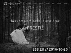 Miniaturka mateuszmartyna.pl (Fotografia ślubna Rzeszów - mateuszmartyna.pl)