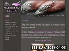 Miniaturka matrioszkastudio.pl (Salon kosmetyczny Rybnik)
