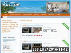 Miniaturka domeny www.max-tom.com