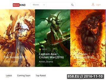 Zrzut strony Filmy Online - filmy bez limitu, filmy online z lektorem, filmy online po polsku