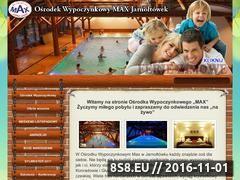 Miniaturka domeny maxjar.pl