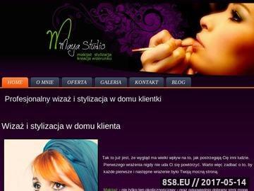 Zrzut strony Nauka makijażu-porady stylistki