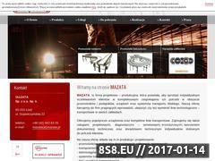 Miniaturka domeny mazata.pl