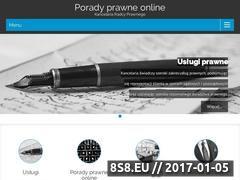 Miniaturka Porady Prawne Online (www.mazurek-kancelaria.pl)