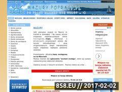 Miniaturka domeny mazury.popracy.pl