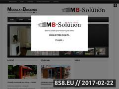 Miniaturka domeny mb-solution.pl
