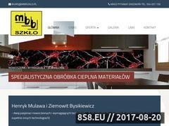 Miniaturka domeny mbbszklo.pl