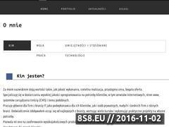 Miniaturka Tworzenie stron WWW i wiele, wiele więcej! (mbruzi.eu)
