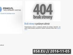 Miniaturka domeny mbsklepik.w8w.pl