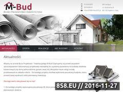 Miniaturka domeny www.mbud24.pl
