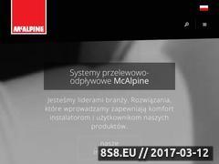 Miniaturka domeny mcalpine.pl