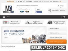 Miniaturka domeny mccar.pl